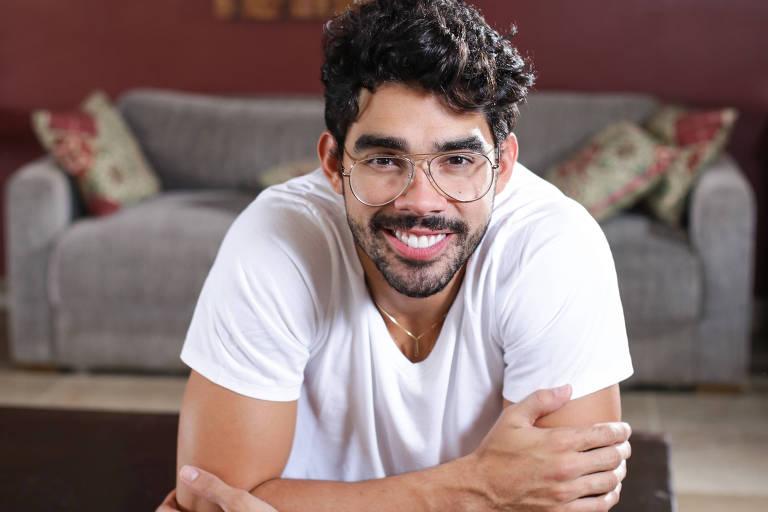 O cantor Gabriel Diniz