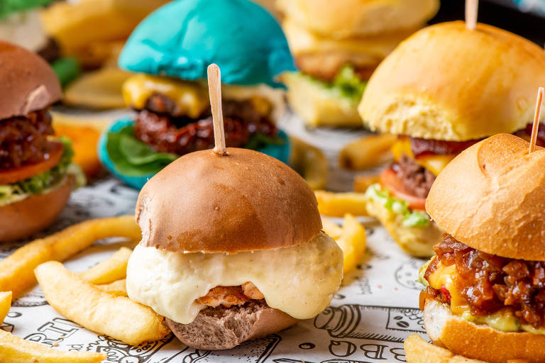 No dia do hambúrguer, Mais Burguinho dá desconto no rodízio de hambúrguer