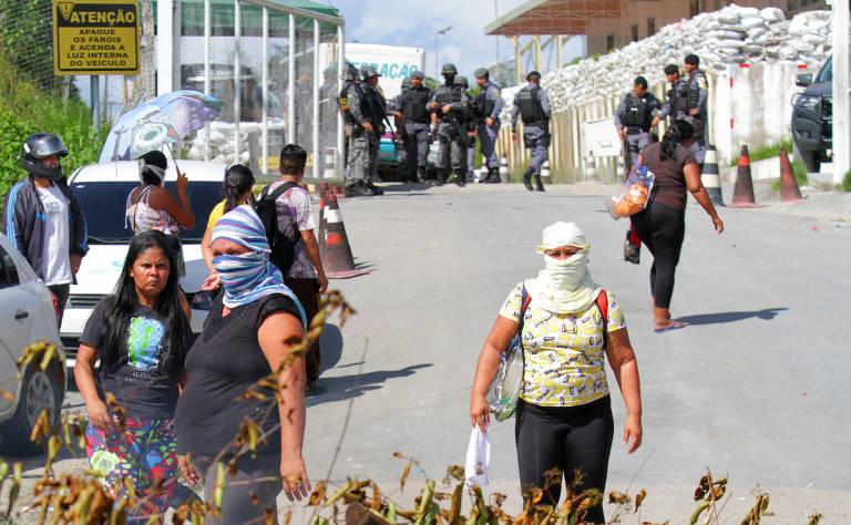 Rebelião em Manaus