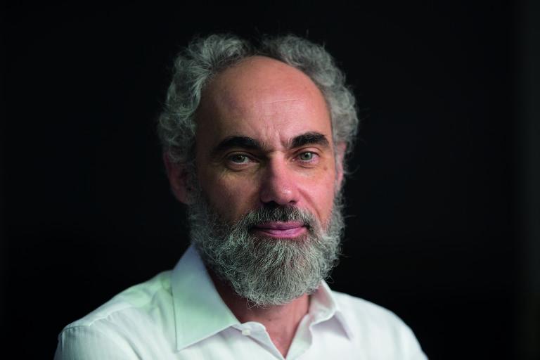 Retrato do escritor João Anzanello Carrascoza