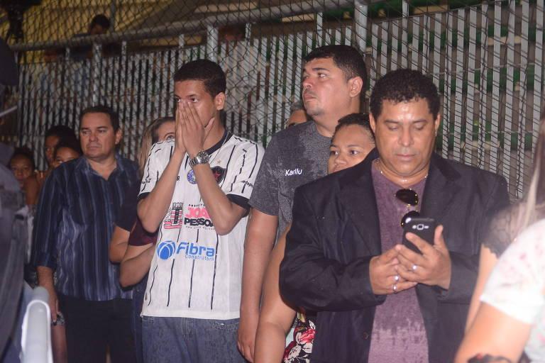 Missa e velório de Gabriel Diniz