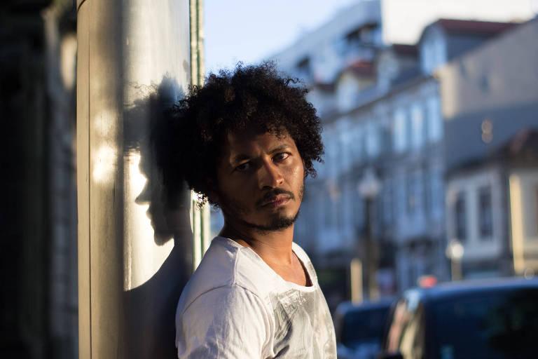 O carioca Jhon Batalha, que diz ter sido vitima de xenofobia em restaurante no Porto