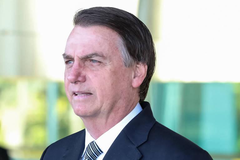 O presidente Jair Bolsonaro (PSL), que encaminhou carta ao Congresso pedindo aprovação sem alterações da MP da reforma administrativa