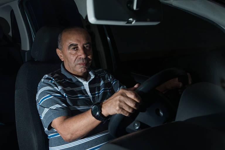 Natanael Fernandes é cliente Sem Parar e, nos últimos meses, está com dificuldades para conferir seus gastos no sistema de pagamento eletrônico