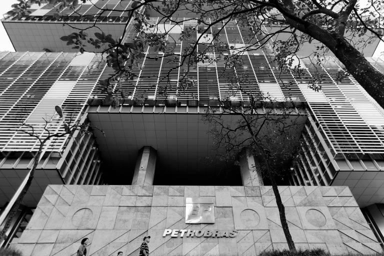 Sede da Petrobras, no Rio de Janeiro