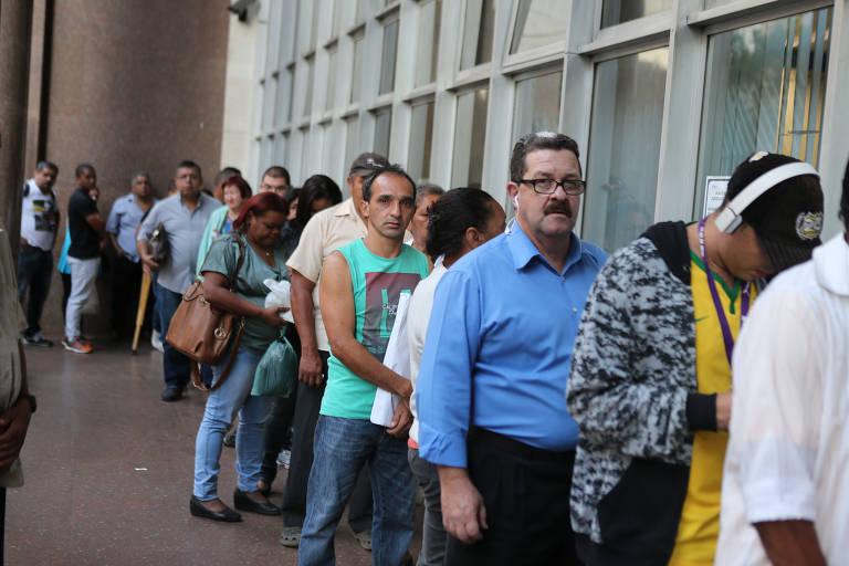 Direitos de segurados que estão na fila do INSS