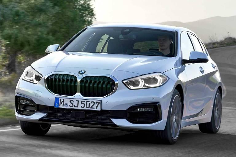 Novo BMW Série 1 entra na era da tração dianteira