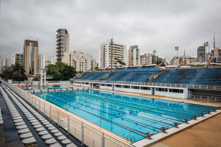 "A famosa ""piscina do Ibirapuera"" deve ser concedida à iniciativa privada"
