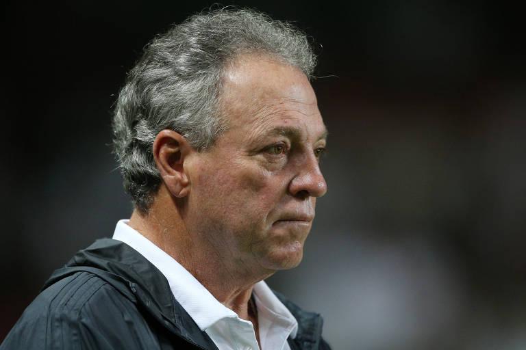 Técnico Abel Braga comandou Cruzeiro e Flamengo neste Campeonato Brasileiro