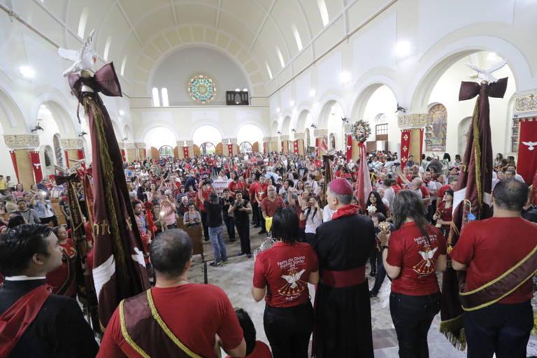 Festa do Divino Espírito Santo de Mogi das Cruzes