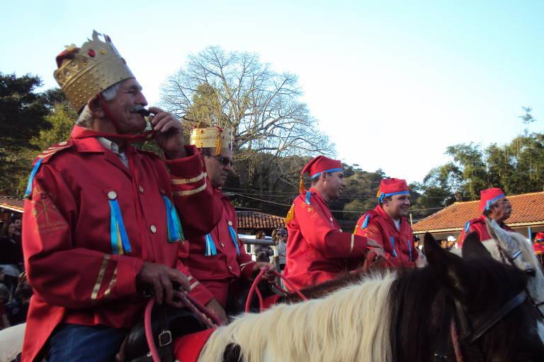 Festa do Divino Espírito Santo de São Luiz do Paraitinga