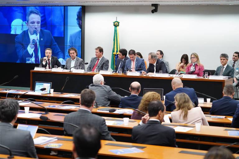 Audiência pública na Comissão Especial sobre a reforma da Previdência