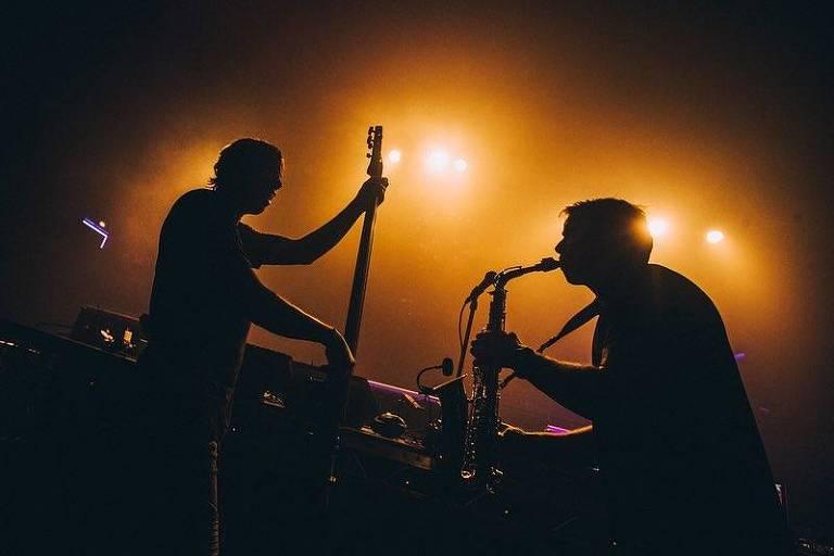 A dupla de DJs GoldFish