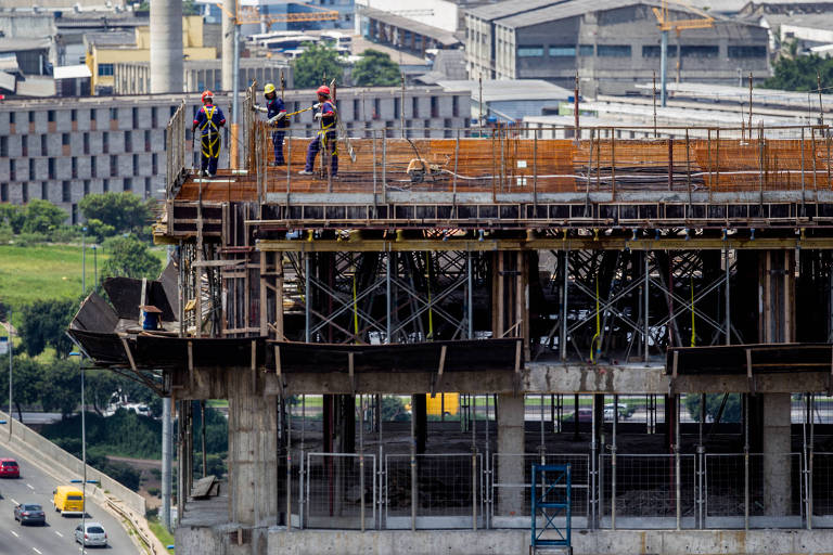 Empreendimento imobiliário na zona oeste de São Paulo