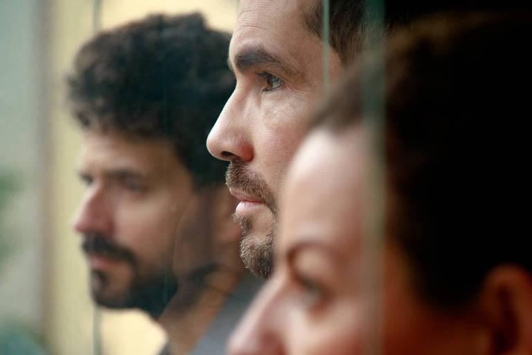 Alexandre Cioletti, Cláudio Queiroz e Eloisa Elena estrelam 'Entre'