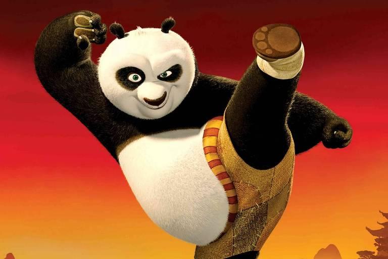 Cena do filme 'Kung Fu Panda 2'