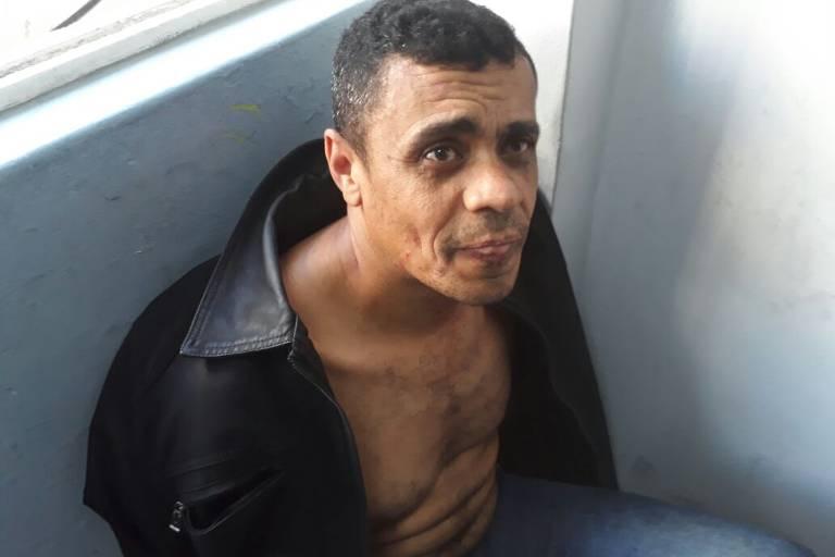 Adélio Bispo de Oliveira, autor de facada contra Bolsonaro em MG