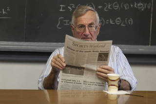 Seymour Hersh visits Lehigh
