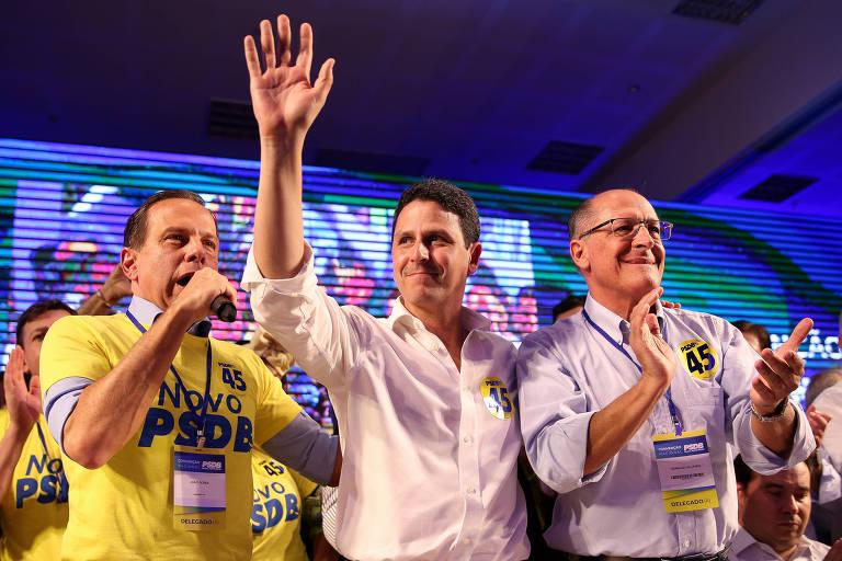 Convenção nacional do PSDB