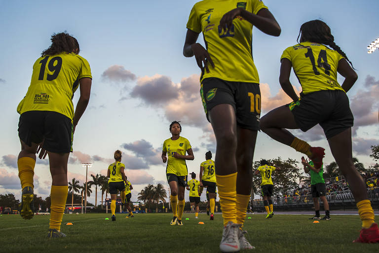 Seleção feminina de futebol da Jamaica