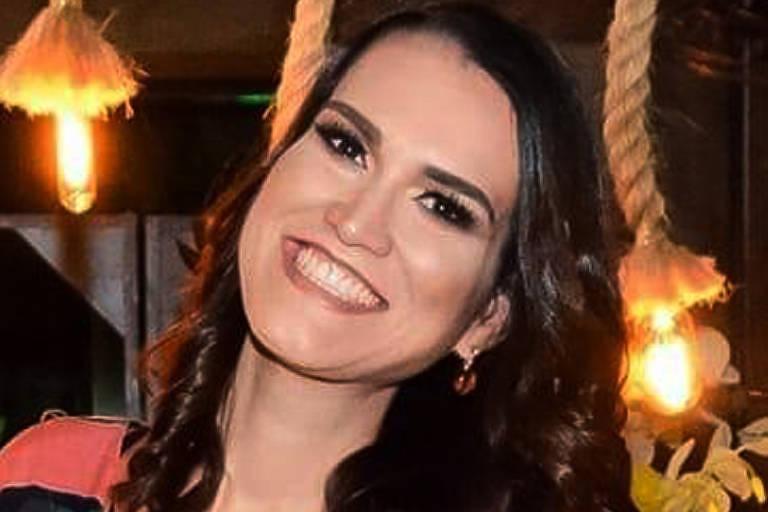 Resultado de imagem para Grávida Natália Dias Cesco