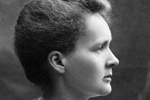 Marie Curie. Happy 150th birthday to Marie Curie, née Sklodowska, the first person to be awarded the Nobel Prize twice. (Creditos: @Mariecurie no Twitter)