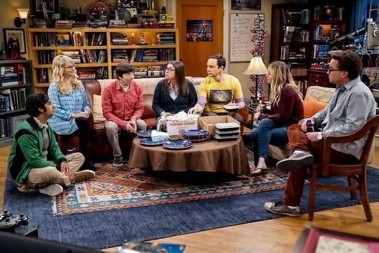 Turma de The Big Bang Theory