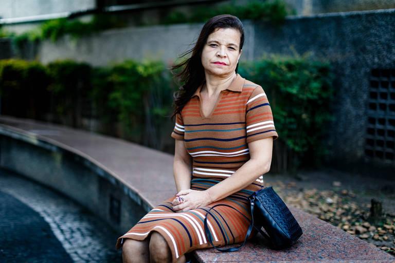 A analista financeira Cleide Lourdes Santiago pediu a aposentadoria em setembro e ainda não teve resposta do INSS