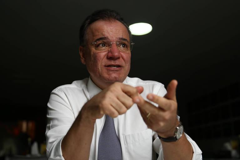 O relator da reforma da previdência na Câmara, deputado Samuel Moreira (PSDB-SP)