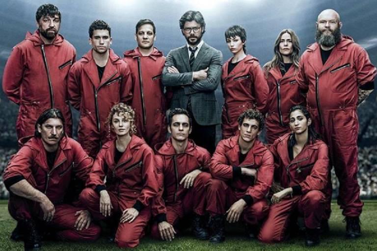 Terceira temporada de 'La Casa de Papel'