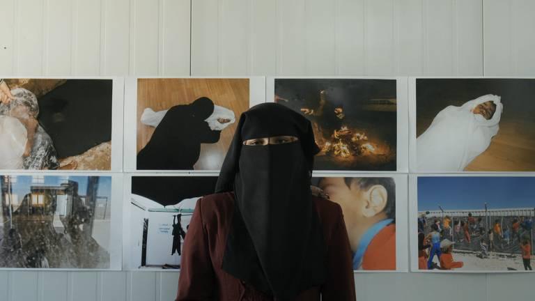 Cenas do documentário 'Zaatari - Memórias do Labirinto'