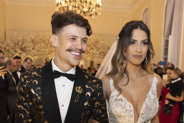 Casamento de Gabi Brandt e Saulo Pôncio