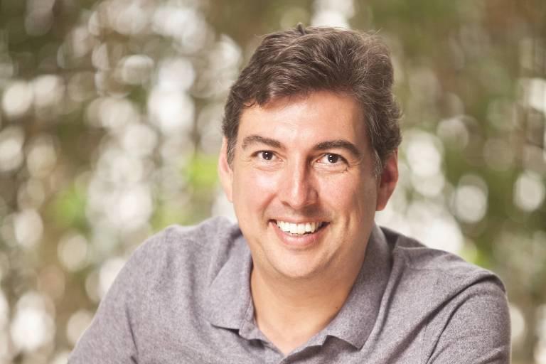 O empresário Mario Mello, 52, ex-executivo que criou o app O Poder do Voto