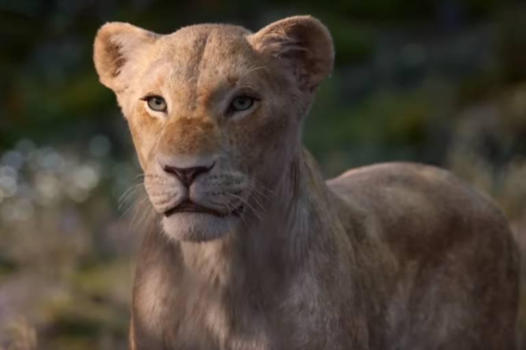 Nala, do filme O Rei Leão