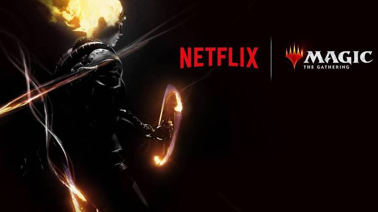 Magic: The Gathering terá série animada na Netflix em 2020