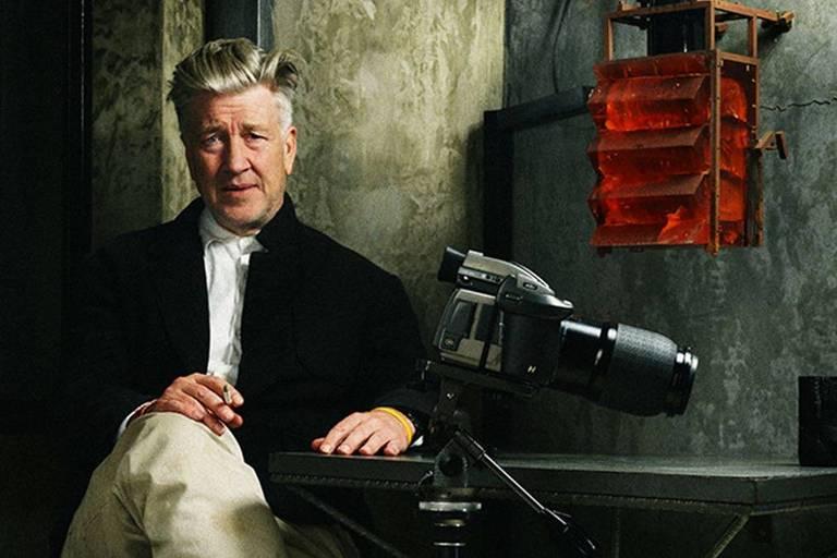 O cineasta David Lynch