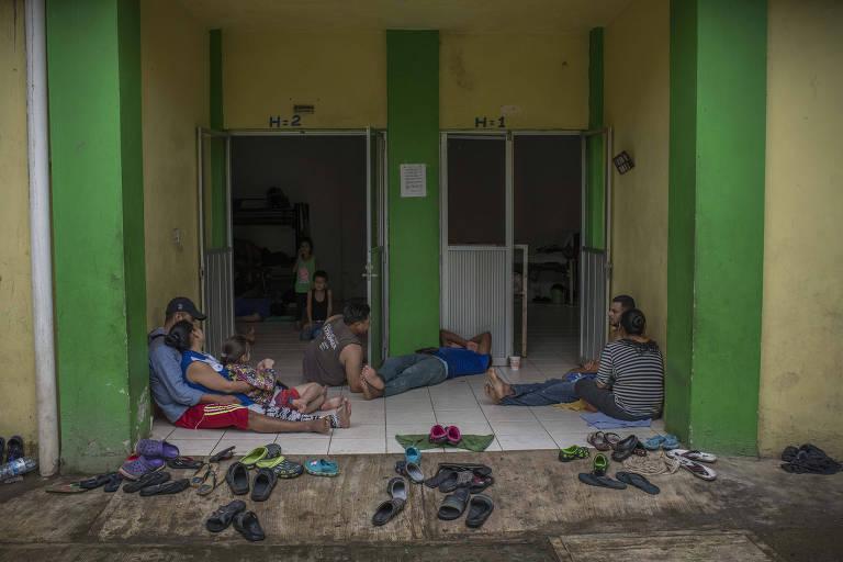 México aumenta repressão a ilegais