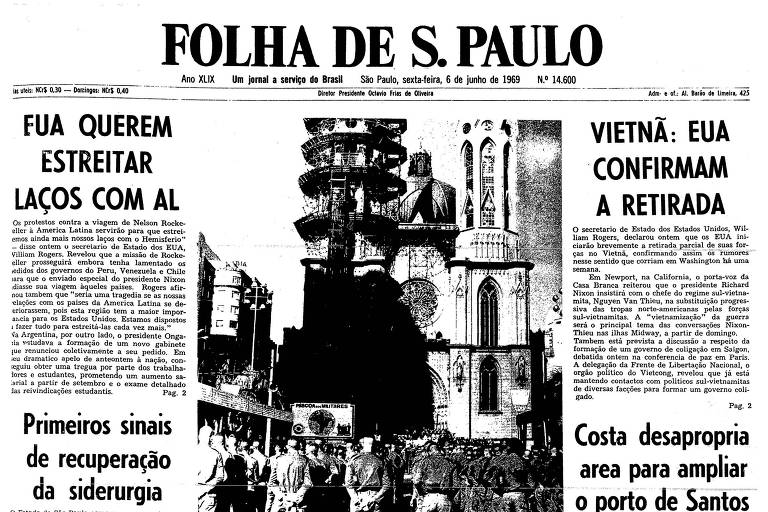 1969: Governo dos EUA confirma retirada parcial de suas tropas no Vietnã