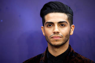 The premiere of Disney's live-action 'Aladdin' in London