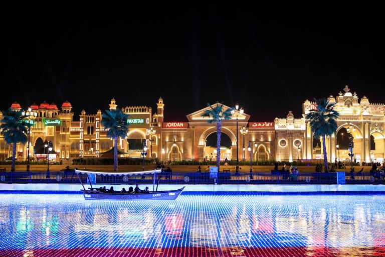 Dubai além dos shoppings