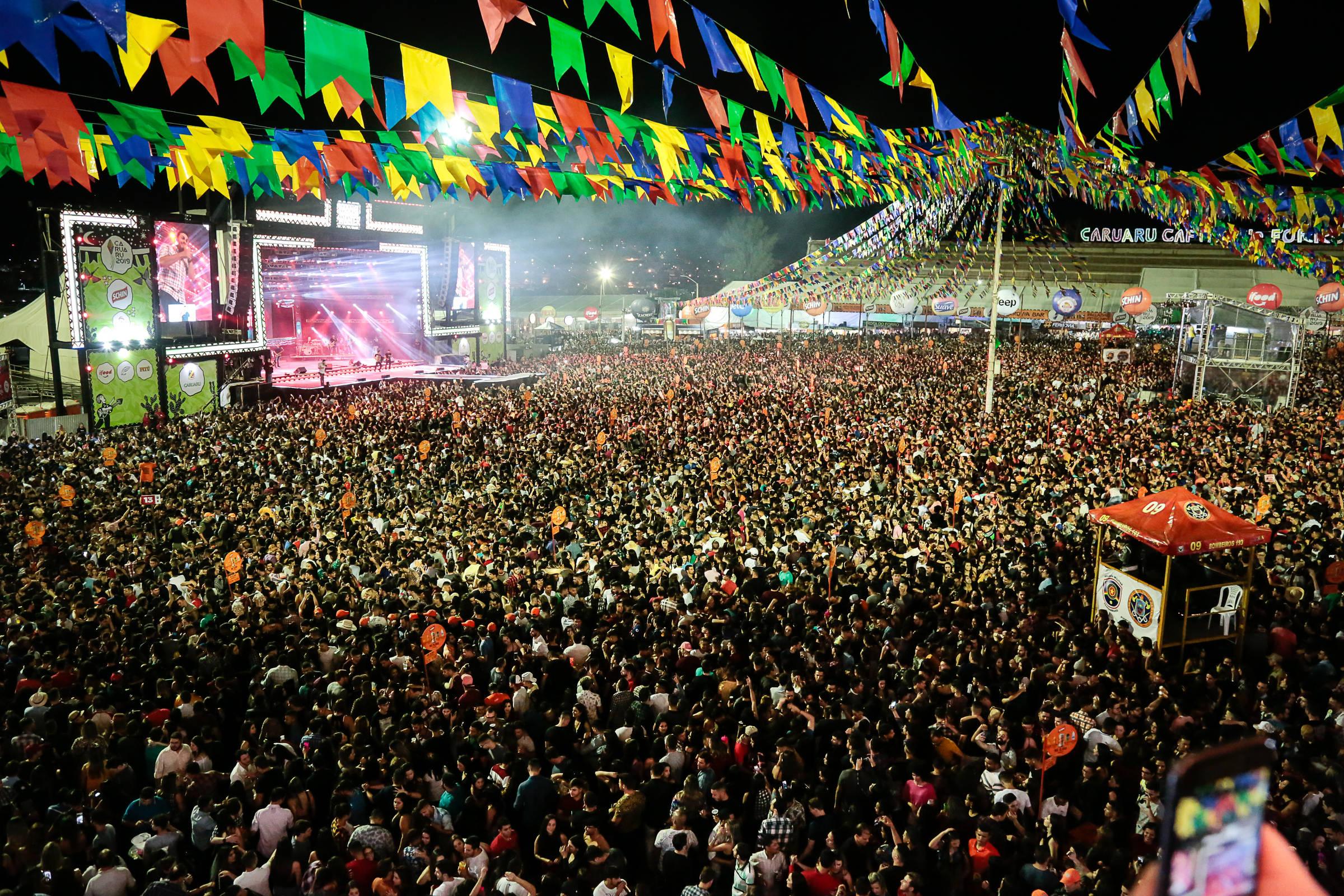 Caruaru expande o São João para a roça e celebra patrimônio ...