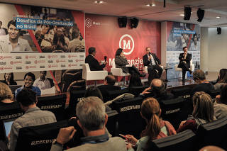 seminario os caminhos para o futuro da pos graduacao no Brasil