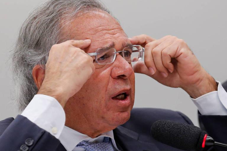 Ministro da Economia, Paulo Guedes - 4.jun.2019