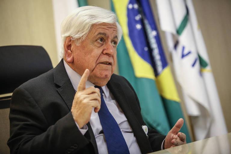 William Dib, diretor-presidente da Anvisa (Agência Nacional de Vigilância Sanitária), em entrevista à Folha
