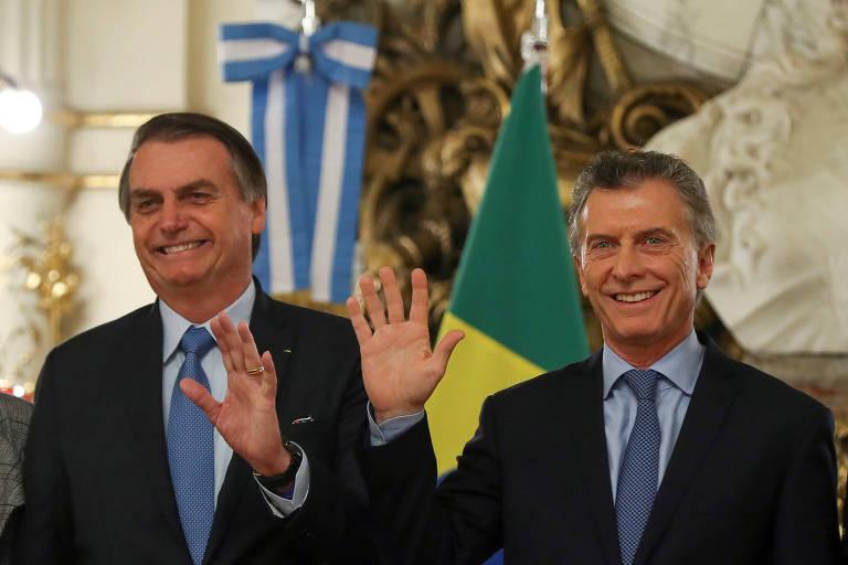 Brasil e Argentina assinam acordo para aumentar número de voos entre países