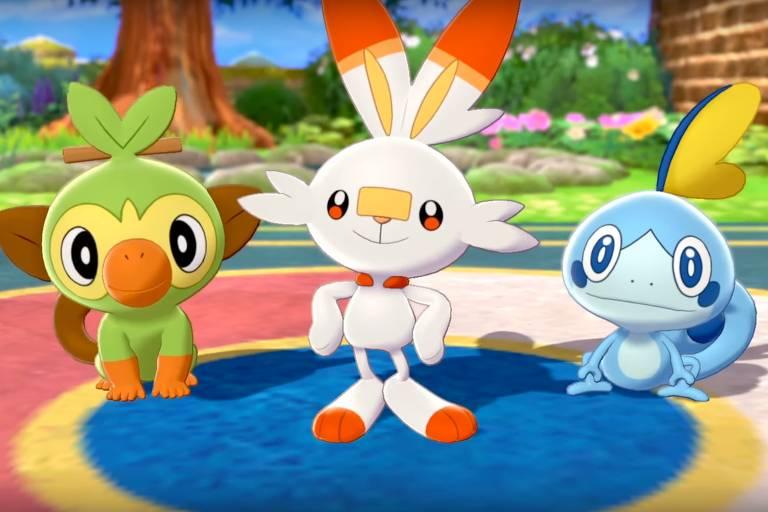 Pokémon Sword' e 'Shield