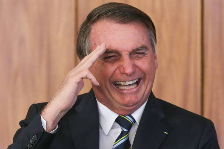 O presidente Jair Bolsonaro (PSL)