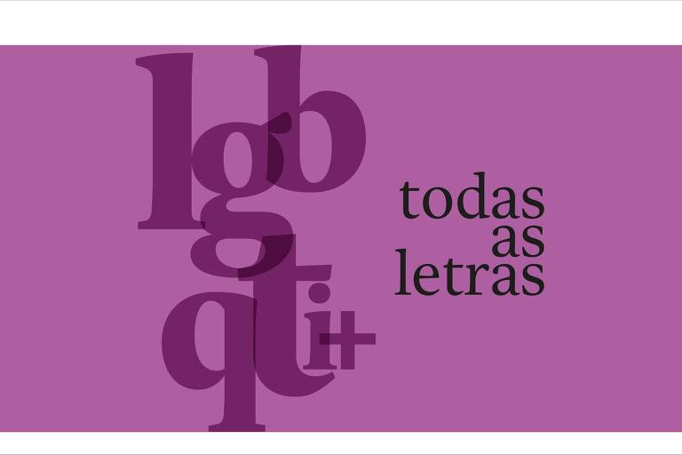 Logotipo do podcast Todas as Letras