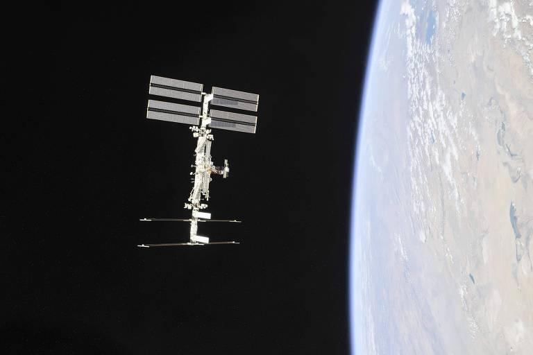 A Estação Espacial Internacional (ISS)