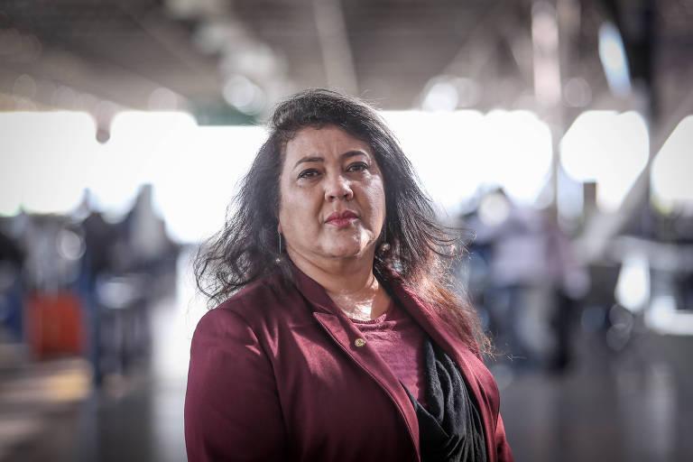 A deputada Christiane Yared (PL-PR), cujo filho morreu em acidente de trânsito